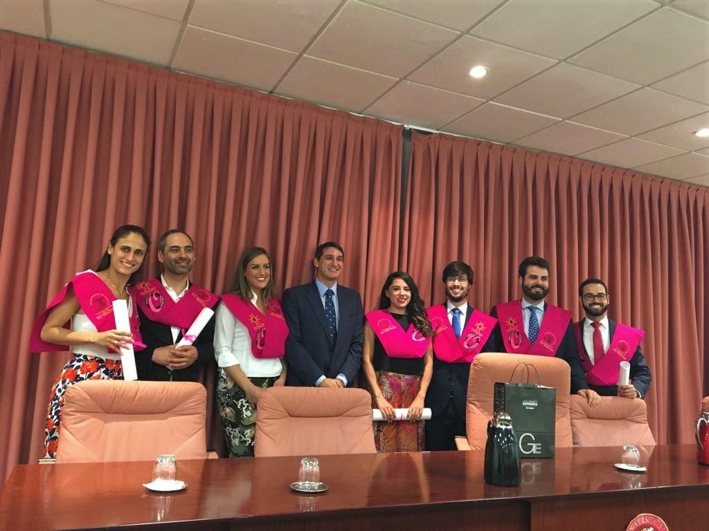 Finaliza la 1ra Promoción del Máster Oficial en Odontología Médico-Quirúrgica e Integral de la Universidad de Sevilla